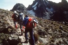 Escursione monte Kenya